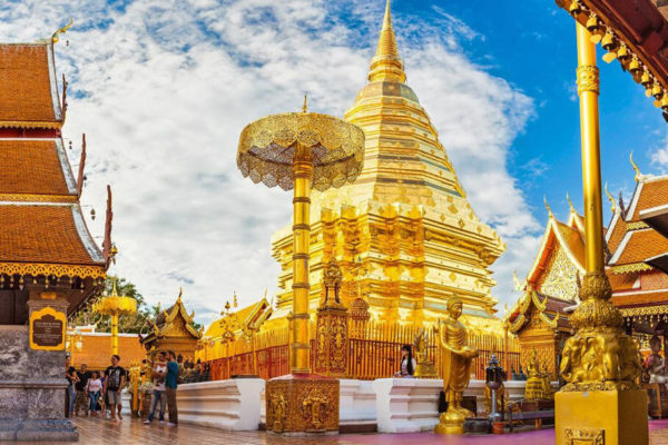 Chiang Mai Mae Sa Thailand