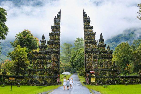 Handara Iconic Gate Bali