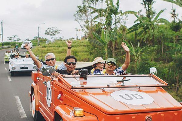 VW Amazing Race Bali