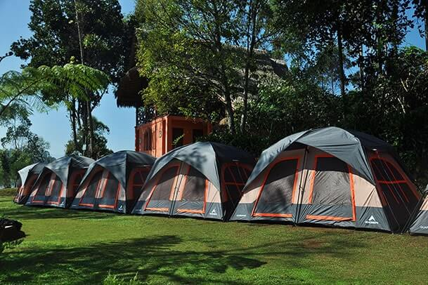 Camping Pangalengan