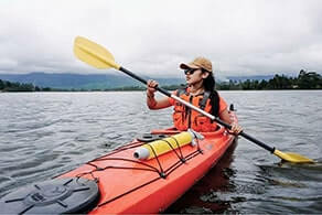 Amazing Race dan Rafting Pangalengan