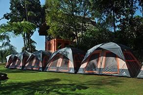 Camping, Offroad dan Rafting Pangalengan