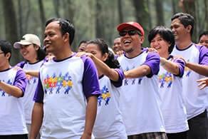 Fun Gathering dan Outbound Bogor