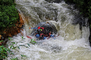 Fun Gathering dan Rafting Pangalengan