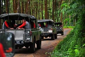 Fun Outbound dan Offroad Bandung