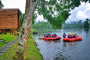 Fun Outbound dan Rafting Pangalengan