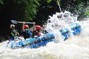 Glamping, Offroad dan Rafting Bogor